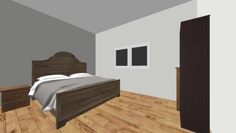 Cuarto San Carlos - Bedroom  - by Tavo Monge