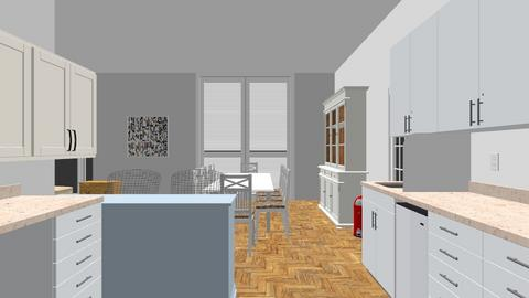 kitchen - Kitchen  - by jonesey1
