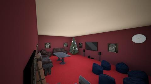 Sound Design Living Room - Living room  - by jt29912