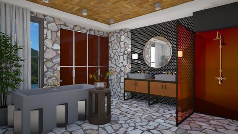 Bath Eclectico - Eclectic - Bathroom  - by 3rdfloor