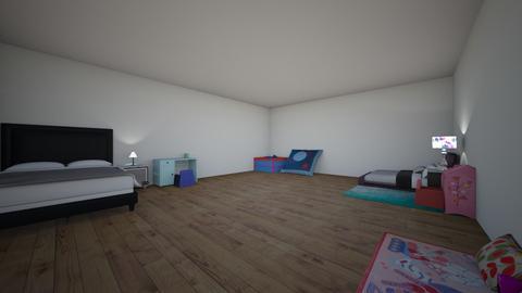 Kids room - Modern - Kids room  - by oliviamarieottis