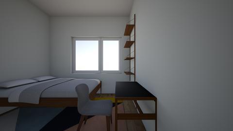 House - Bedroom - by kfreyaspearman