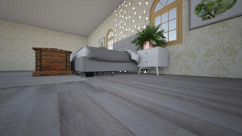 kayla_saavedra_p3 - Modern - Bedroom  - by HMS Students