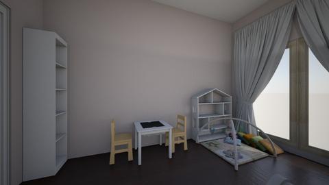 detsky pokoj - Kids room  - by Iva17