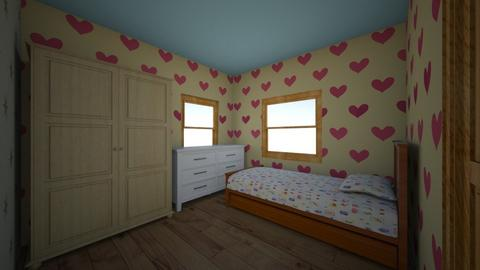 Kids Room Lay out By me - by ana mechelle