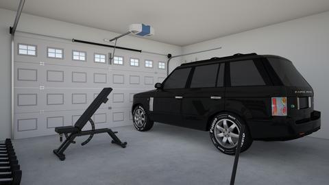 2021 Garage - by bmadariaga