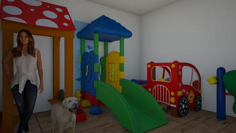 wila - Kids room  - by wila7