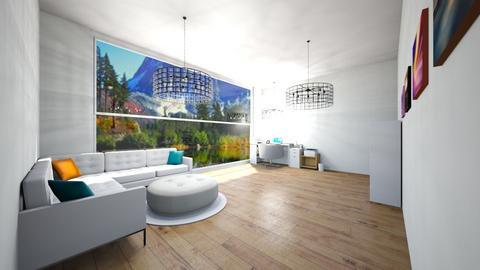 martinas office - Modern - Office  - by martinini