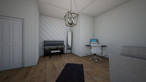 style  - Modern - Bedroom  - by EYMENE