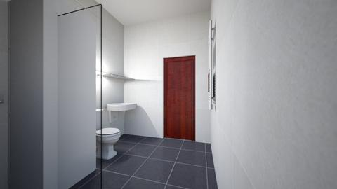 Bathroom - Minimal - Bathroom  - by Veres Andrea Cristina