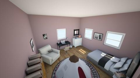 Dream room - Bedroom - by RaeBayK33