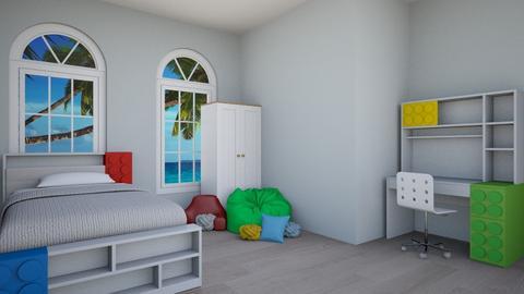 Lego Land - Kids room - by beach2019