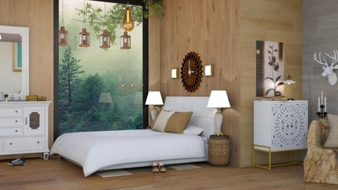 Bedroom  - Modern - Bedroom  - by MB2006