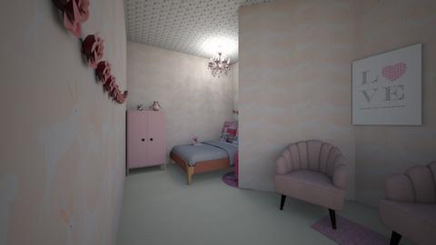 pink room - by wassp