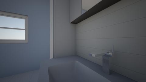 MNGT 315 Bathroom Design  - Bathroom  - by bcwilkey