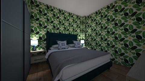 Manuel Alejandro - Modern - Bedroom  - by Manuel Alejandro