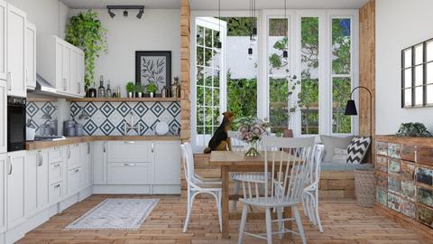 Kitchen - Kitchen  - by Lizzy0715