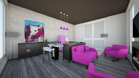 K2 - Living room - by kris_kris