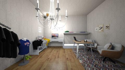 my fashion design studio - by Chardesigner