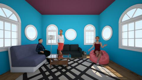 meetakwrd - Classic - Living room - by Sabine Keppeler