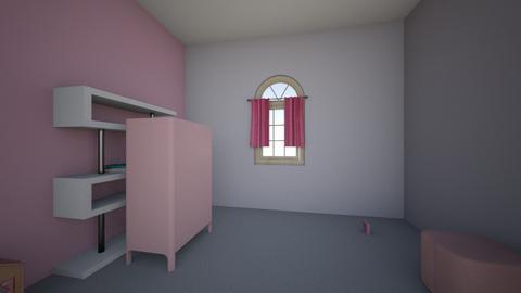 Girls Room - Modern - Kids room  - by sierramansfield22