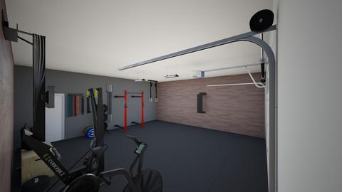 Garage GymM - by rogue_2230c038f9bd18b3da33764b8e501