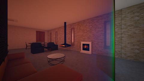 woonkamer - Living room - by ilsear