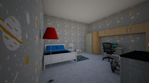 kids bedroom - Bedroom  - by kmcdonald020910