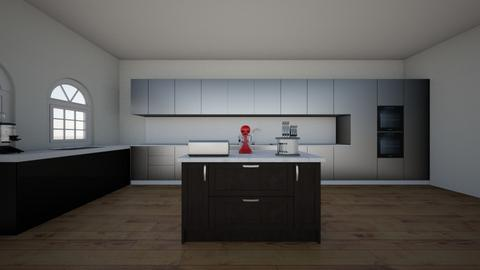 keuken - Kitchen - by goveke