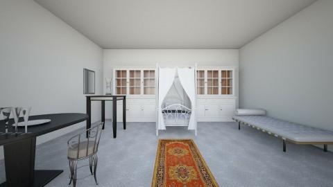 master bedroom - Bedroom - by MBlocker7125