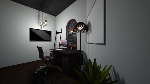 vintage office - Vintage - Office  - by Roomplaner321