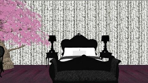 Qween - Vintage - Bedroom  - by Ari528