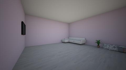 TBD - Modern - Bedroom  - by PicklesO_o