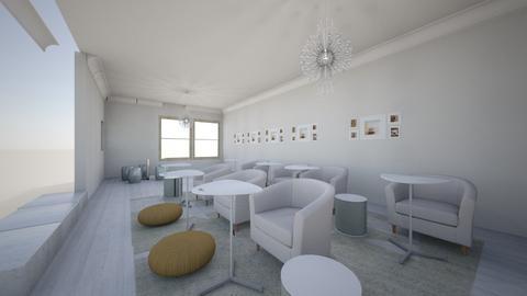 Sahar - Living room - by WujdanJeyad