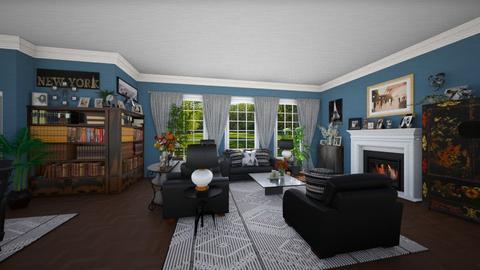 livingroom - by Christine Keller