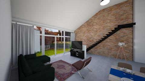 Loft13_woonkamer3 - Living room - by Loft13
