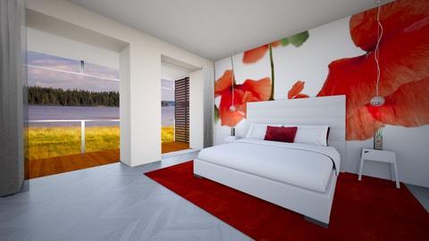 Poppy - Bedroom  - by heyfeyt