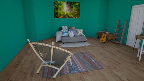 Dream bedroom - Bedroom  - by Pompompudding