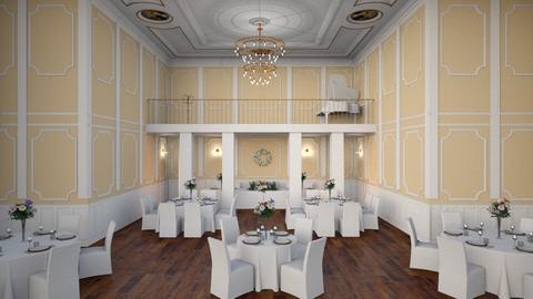 Wedding Venue - Vintage - by zizzy