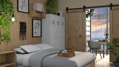 Plant bedroom - by Victoria_happy2021