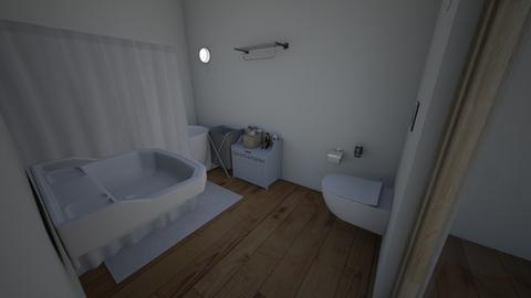 Bathroom - Modern - Bathroom  - by Sam1214