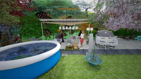 garden - Modern - Garden  - by Malithu