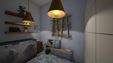 Laundry room  - by person26