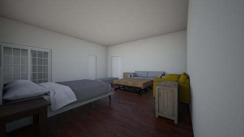mid modern - Modern - Bedroom - by MAZ8053