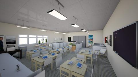 Classroom - Office  - by McDowellT208440