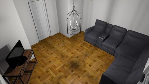 room - Living room - by Jazzybird