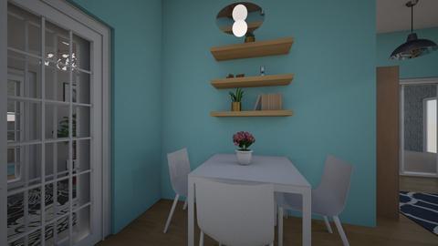 Mama - Dining room - by Zuzia2006