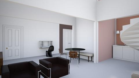 school - Living room - by KanitaM