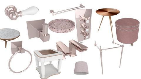 Rose gold - by Blessing Home Designer