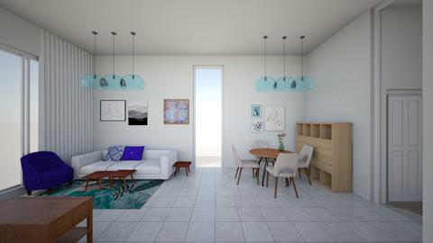 ifat8 - Living room  - by ilanitrusso